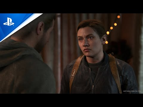 The Last of Us Part II – Abby Story Trailer | PS4, deutsch