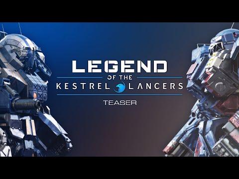 MechWarrior 5: Mercenaries - Legend of the Kestrel Lancers - Teaser