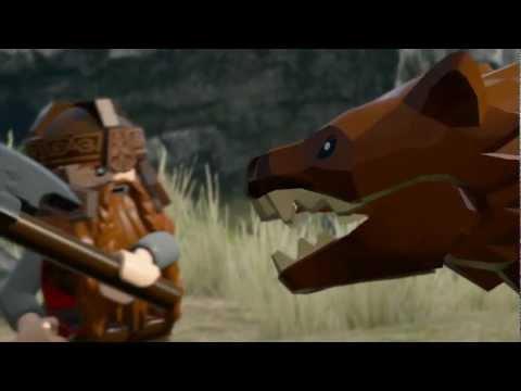 LEGO Der Herr der Ringe - Humor Trailer