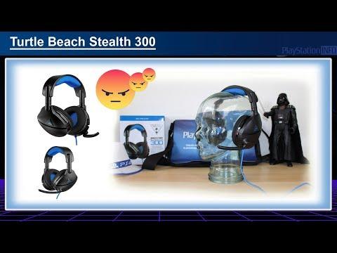 Turtle Beach Stealth 300 Gaming Headset - Ich bin *NICHT* überzeugt