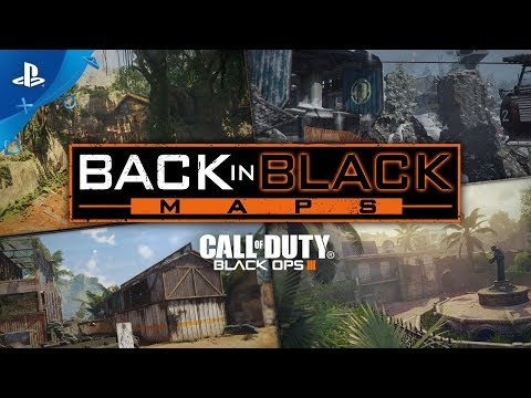 Call of Duty: Black Ops III – E3 2018 Back in Black Maps Trailer   PS4