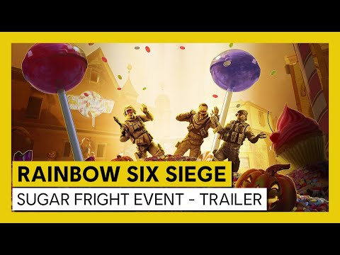 Tom Clancy's Rainbow Six Siege - Sugar Fright Event - Trailer | Ubisoft [DE]