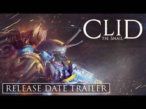 Clid The Snail - Release Date Trailer