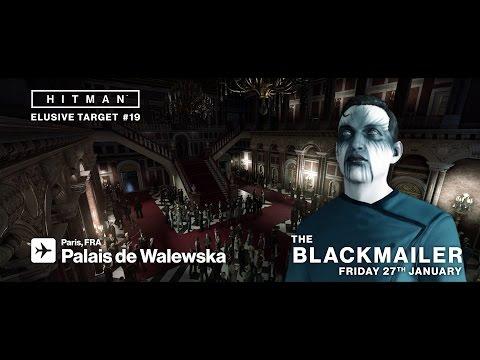 HITMAN Elusive Target #19 The Blackmailer