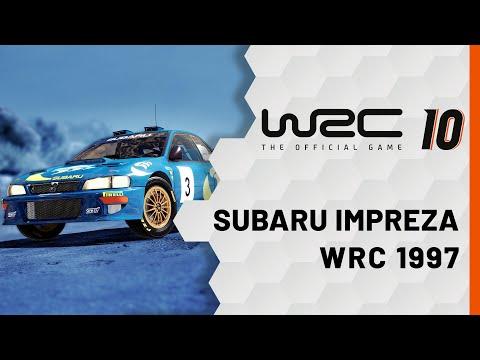 WRC 10   Subaru Impreza WRC 1997 Trailer