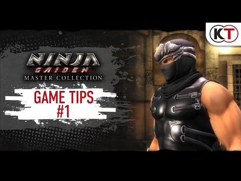NINJA GAIDEN: Master Collection - Game Tips #1