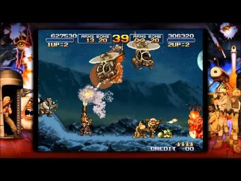 Metal Slug 3 | Launch trailer | PS4, PS3, PS Vita