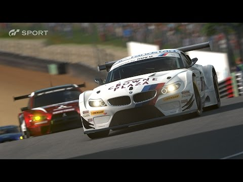 Gran Turismo Sport New Gameplay Part 3 Ani-Com & Games Hong Kong (PS4 Exclusive)