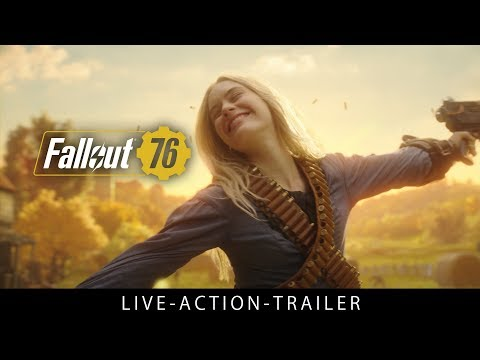 Fallout 76 – Live-Action-Trailer