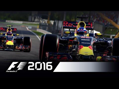 F1 2016 - Launch Trailer