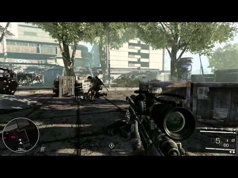 Sniper - Ghost Warrior 2 Official Gameplay Teaser