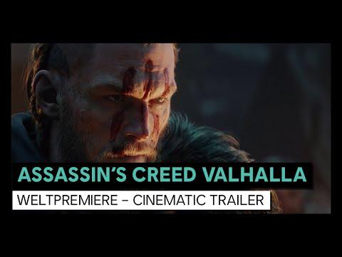 "Assassin's Creed Valhalla: ""Cinematic World Premiere Trailer"" | Ubisoft [DE]"