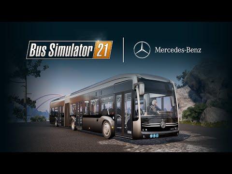 Bus Simulator 21 – Mercedes-Benz Trailer