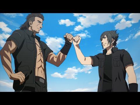 "Brotherhood Final Fantasy XV - Episode 3 (multi-language subtitles): ""Sword and Shield"""