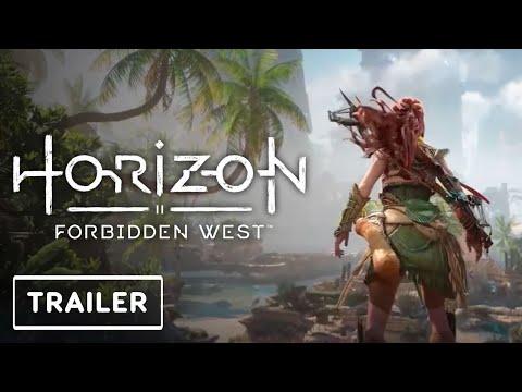 Horizon: Forbidden West - Release Date Announcement Trailer | gamescom 2021