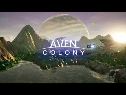 Aven Colony Console Announcement Trailer