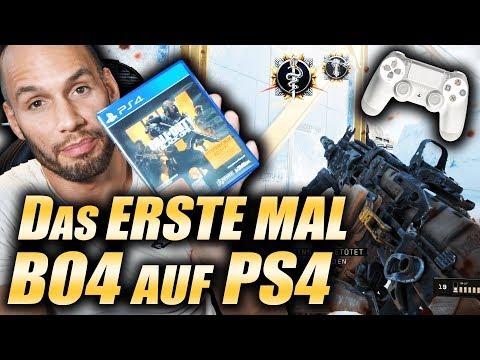 DAS ERSTE MAL BO4 AUF PS4!!