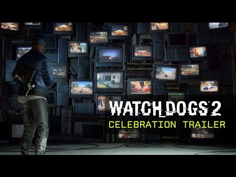 Watch Dogs 2: Celebration-Trailer   Ubisoft [DE]