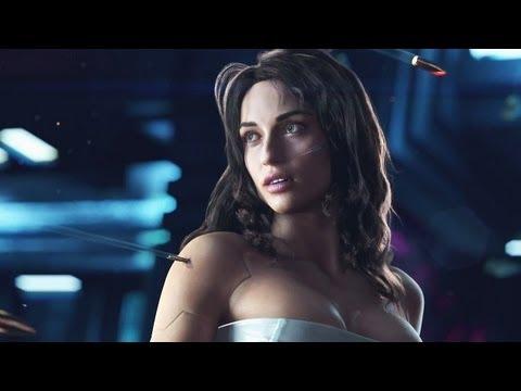 Cyberpunk 2077 - Teaser-Trailer zum Sci-Fi-Rollenspiel der Witcher-Macher