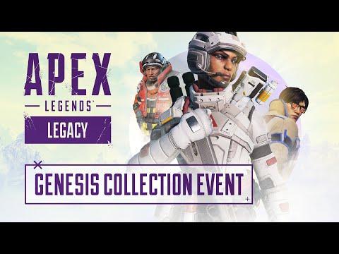 Apex Legends Genesis-Sammel-Event-Trailer