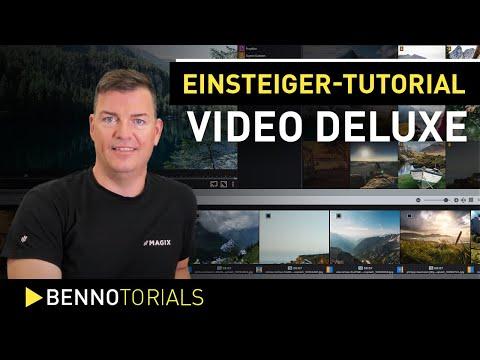 Einführung in Video deluxe - BennoTorial