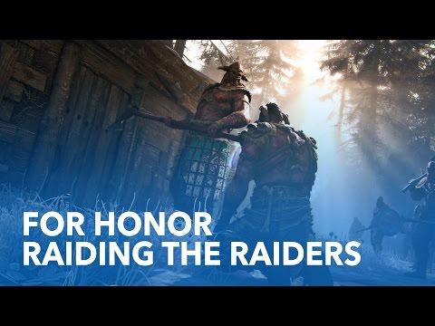 "FOR HONOR - ""Raiding the Raiders"" Single-Player Gameplay // 1080p"