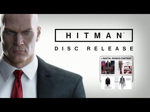 HITMAN – Disc Launch Trailer [DE]