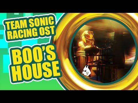 "Team Sonic Racing OST - ""Boo's House"""