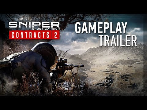 Sniper Ghost Warrior Contracts 2 Gameplay Reveal Trailer 2021 DE USK