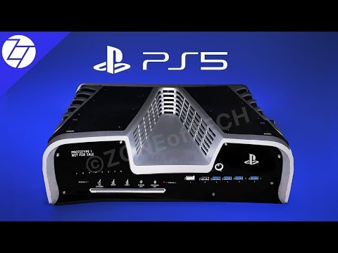 PS5 (2020) - EXCLUSIVE First Look at Prototype 1