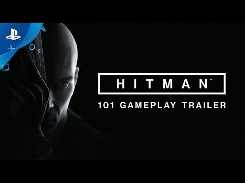 HITMAN - 101 Gameplay Trailer   PS4