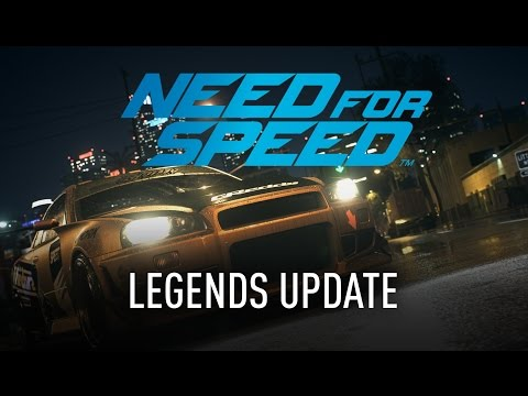 Need for Speed Legends Update