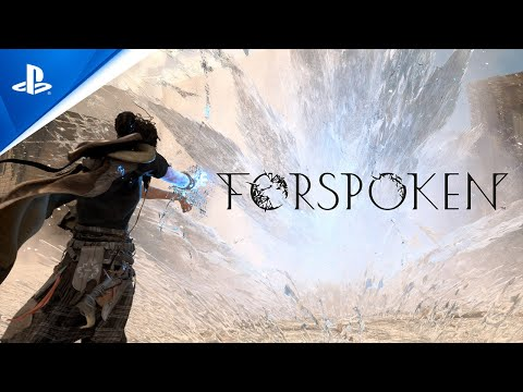 Forspoken - PlayStation Showcase 2021: Story Introduction Trailer   PS5