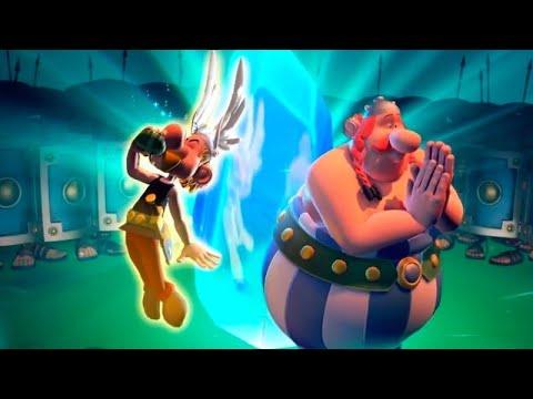 Asterix & Obelix XXL3: Der Kristall-Hinkelstein – Launch Trailer (Deutsch)