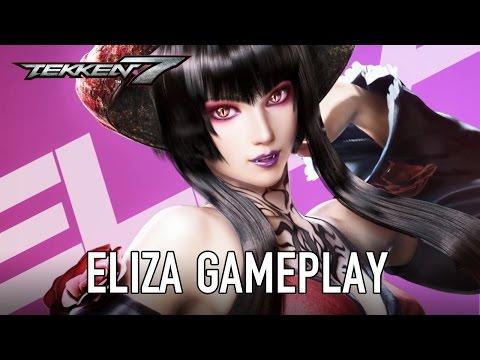 Tekken 7 - PS4/XB1/PC - Eliza (Gameplay Trailer)