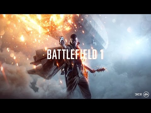 Battlefield 1: Infantry Gameplay on New Desert Map (PS4/Xbox One/PC 1080p/60 FPS)