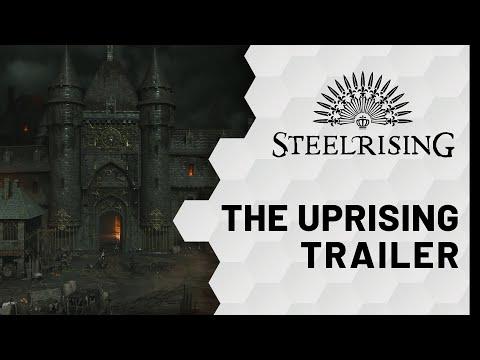 STEELRISING | UPRISING TRAILER