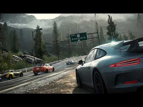 Need for Speed Gameplay - Gamescom 2015