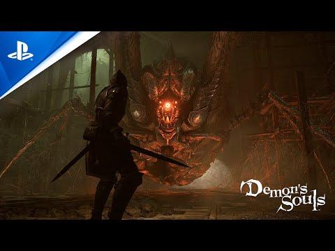 Demon's Souls – Gameplay Trailer #2 | PS5
