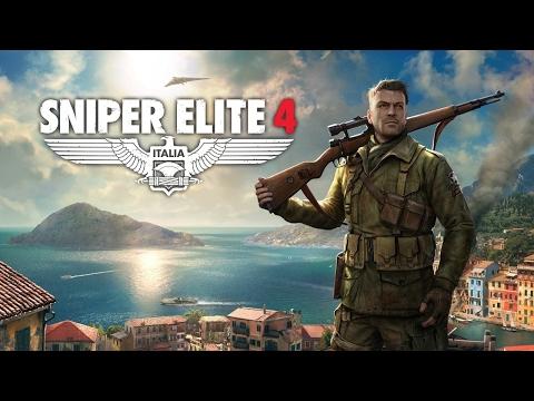 25 Minutes of Sniper Elite 4 PS4 Gameplay