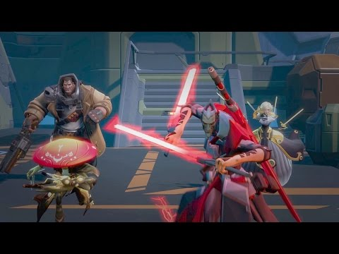 Battleborn Official Gamescom 2015 Trailer
