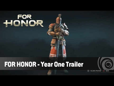 """For Honor – """"Year One""""-Trailer 