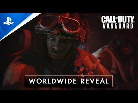 Call of Duty: Vanguard - Reveal Trailer   PS5, PS4