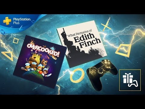 PlayStation Plus im Mai 2019: Overcooked und What Remains of Edith Finch!