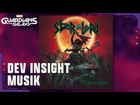 Marvel's Guardians of the Galaxy: Dev Insight Musik
