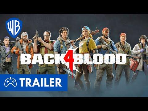 BACK 4 BLOOD - TRIFF DIE CLEANER Trailer Deutsch German (2021)