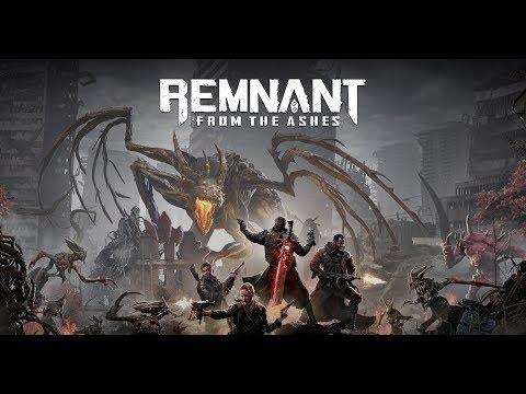 Remnant: From the Ashes - Offizieller Ankündigungstrailer