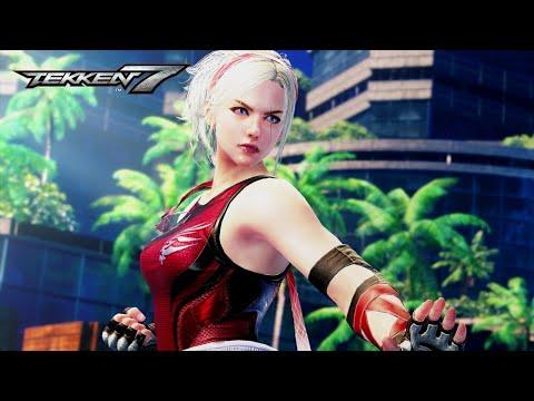 [DE] Tekken 7 - Lidia Sobieska Character Reveal Trailer