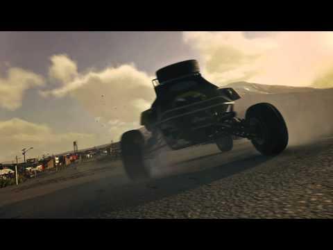 #DRIVECLUB   Special MotorStorm Buggy