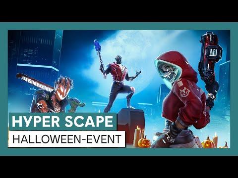 HYPER SCAPE - HALLOWEEN-EVENT | Ubisoft [DE]